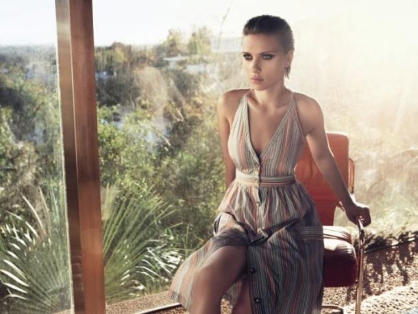 mango summer 2011 campaign thumb Scarlett Johansson za Mango