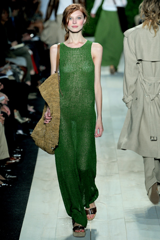 michael kors 2 Prolećni trend: Duge haljine i suknje