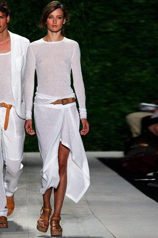 michael kors 3 Prolećni trend: Duge haljine i suknje