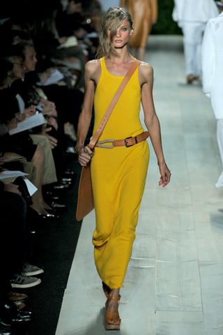 michael kors 4 Prolećni trend: Duge haljine i suknje