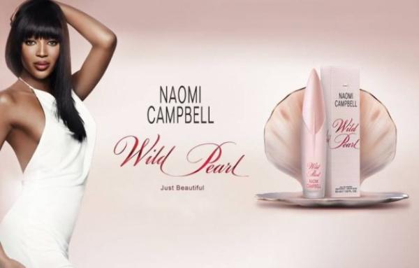 naomi campbell wild pearl fragrance 570x364 Naomi Campbell Wild Pearl Fragrance