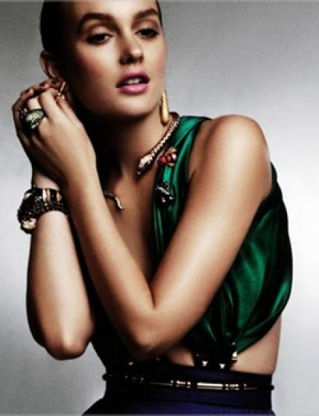 "Leighton Meester za ""L'Officiel China"""