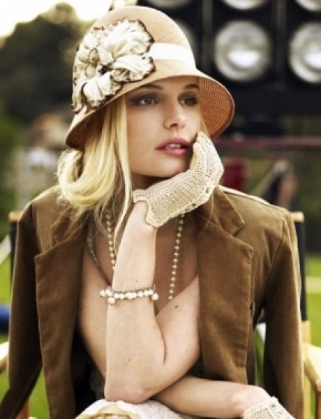 """Kate Bosworth za New Cotton """"Fabric of My Life"""""""