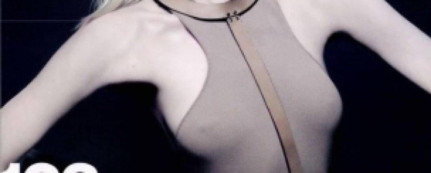 "Abbey Lee Kershaw za ""Numéro"" maj 2011."