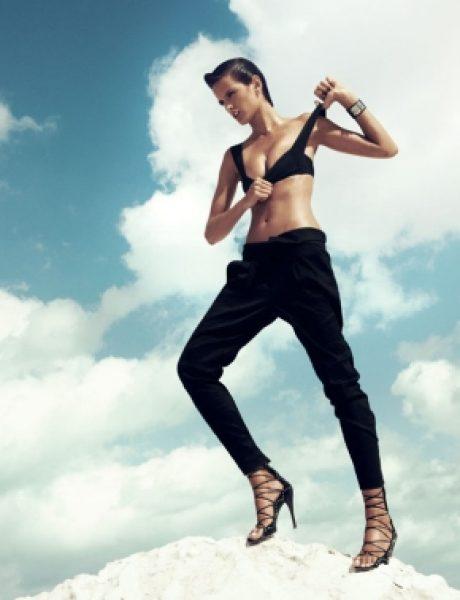 "Izabel Goulart za ""Vogue Spain"""