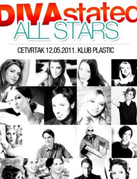 DIVAstated All Stars! / Season closing @ Plastic / 12.05.