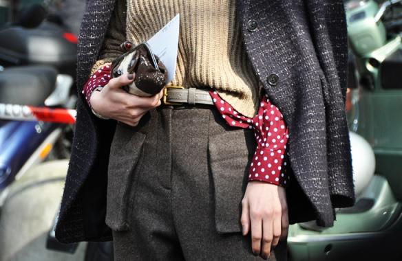 polkalayers Jak & Jil blog: street style