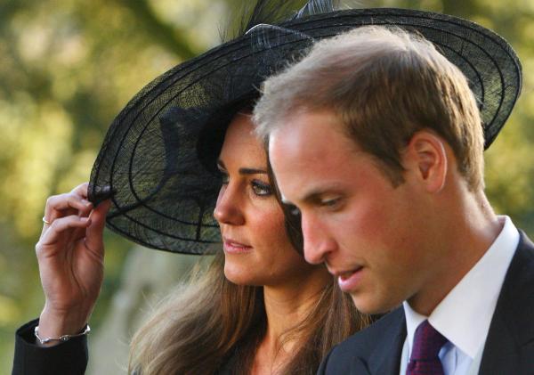 prince william kate middleton11 Dizajner šešira: Philip Treacy