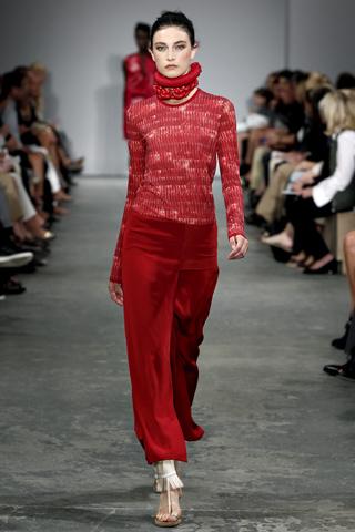 reed krakoff 1 s s 2011 Prolećni trend: Duge haljine i suknje