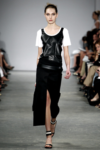 reed krakoff 5 s s 2011.jp  Prolećni trend: Duge haljine i suknje