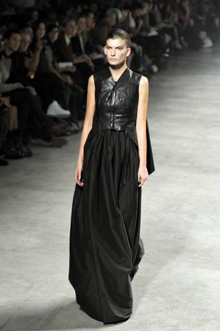 rick owens 2 Prolećni trend: Duge haljine i suknje
