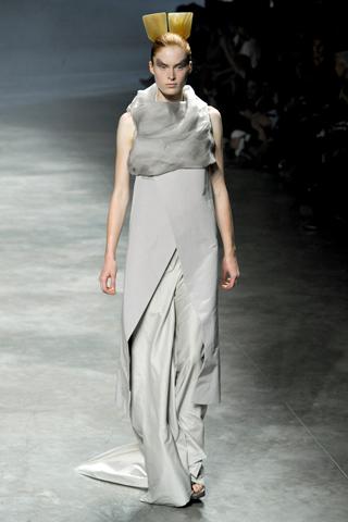 rick owens 4 Prolećni trend: Duge haljine i suknje