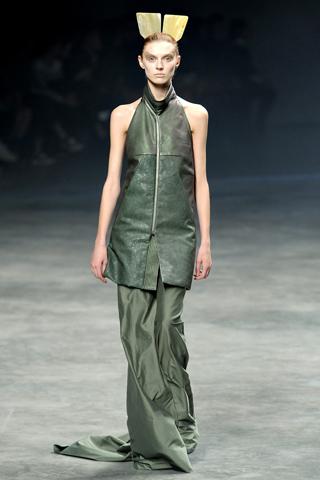 rick owens 6 Prolećni trend: Duge haljine i suknje