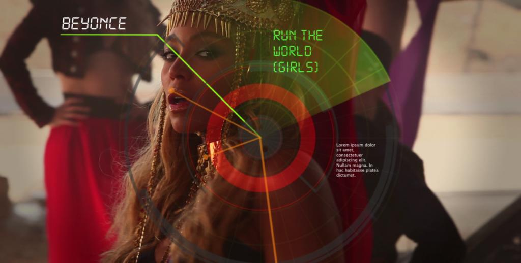 screencap1 1024x518 Premijera spota: Beyoncé Run The World (Girls)