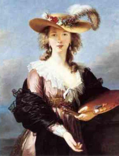Elizabet Viže le Bren: odiseja umetnice u doba Revolucije