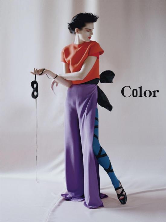 stella1 Blocking the trend editorijal Vogue Italia