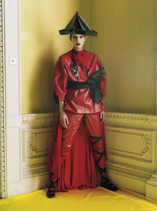 stella10 Blocking the trend editorijal Vogue Italia