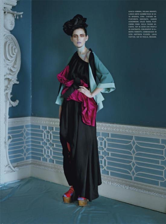stella11 Blocking the trend editorijal Vogue Italia