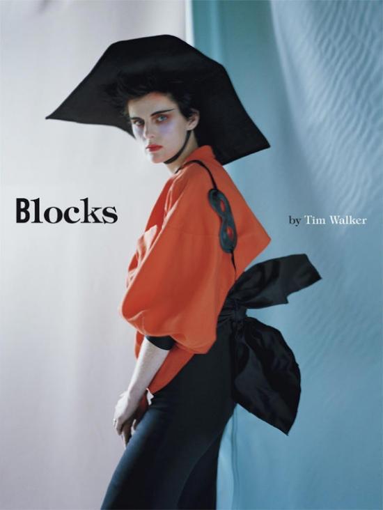 stella2 Blocking the trend editorijal Vogue Italia