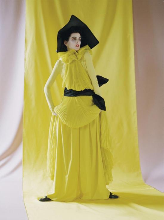 stella3 Blocking the trend editorijal Vogue Italia