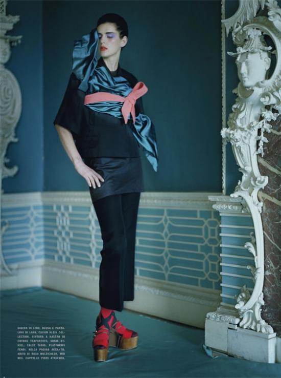 stella4 Blocking the trend editorijal Vogue Italia