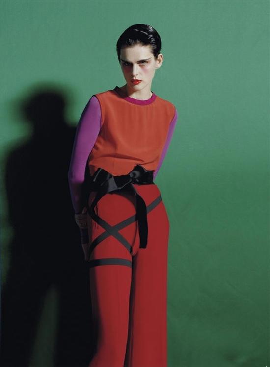 stella6 Blocking the trend editorijal Vogue Italia