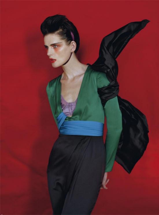 stella7 Blocking the trend editorijal Vogue Italia