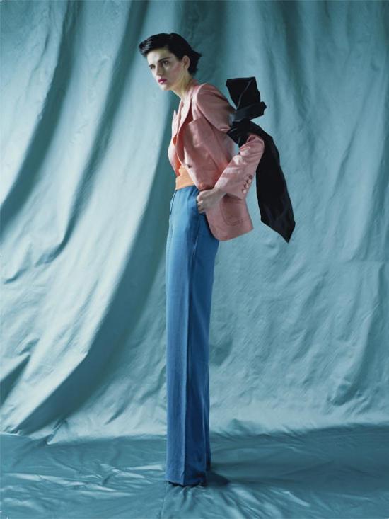 stella8 Blocking the trend editorijal Vogue Italia