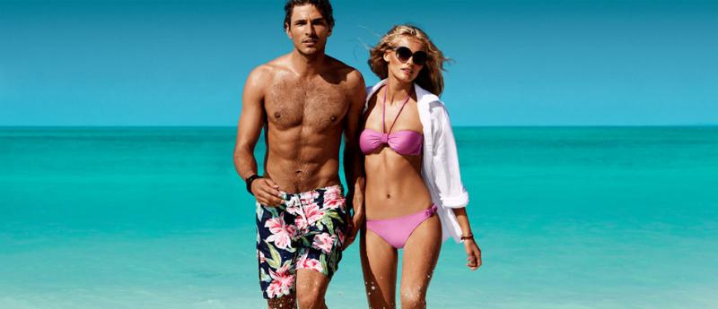 swim10 H&M Swimwear kolekcija za leto 2011.