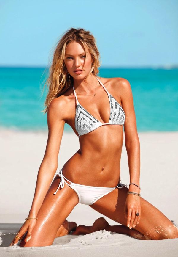 0001 Candice Swanepoel Lookbook Victorias Secret proleće/leto 2011.