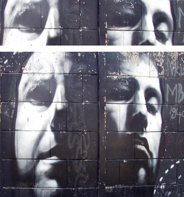108 Wannabe street art: Grafiti iz Novog Sada