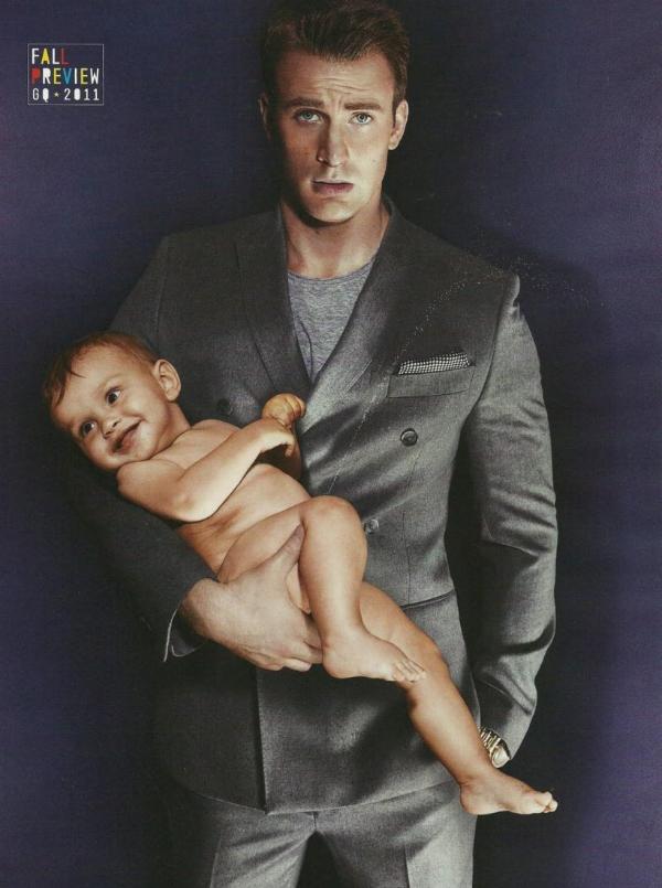 10 picnik Chris Evans za GQ jul 2011.