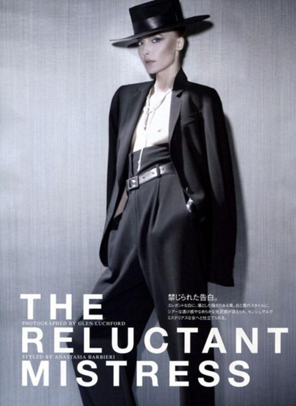 1111 Snejana Onopka za Vogue Japan jul 2011.