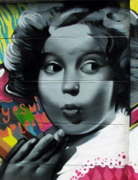 Wannabe street art: Grafiti iz Novog Sada