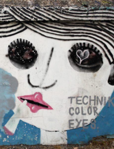 Wannabe street art: Grafiti iz Beograda