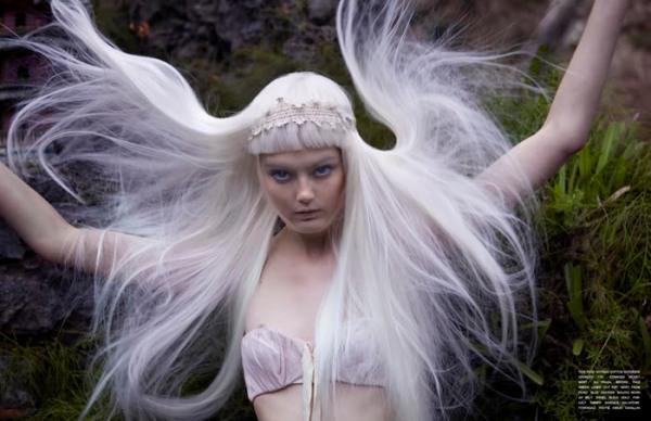 132 Baldovino Barani: morbidnost modne fotografije