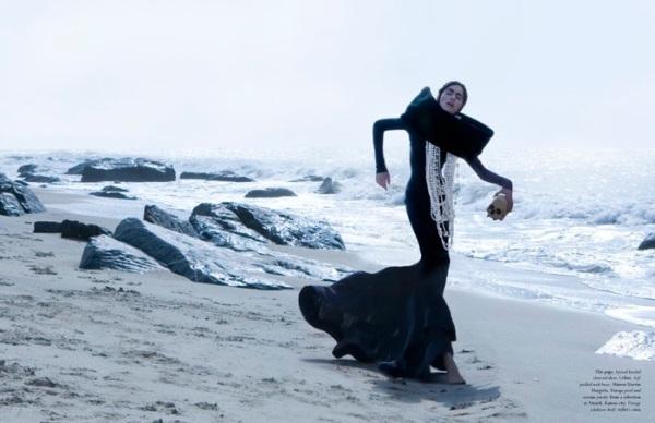 202 Baldovino Barani: morbidnost modne fotografije