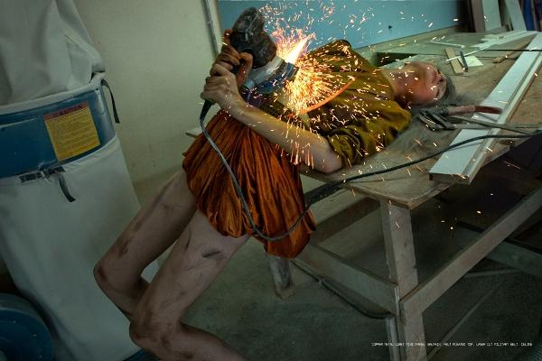 214 Baldovino Barani: morbidnost modne fotografije