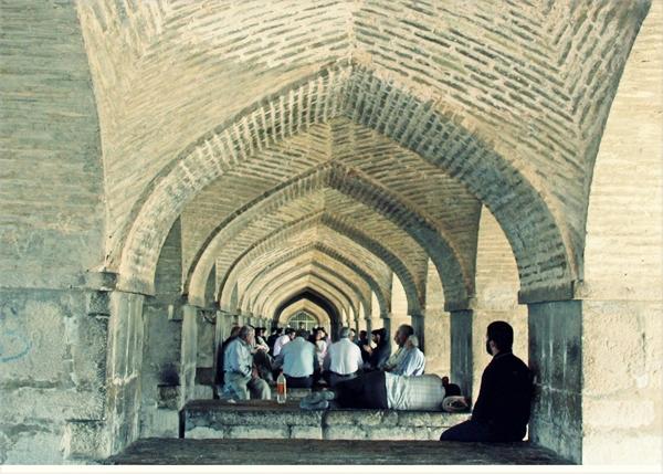 2222222222 Najlepši mostovi sveta: Khaju most, Iran