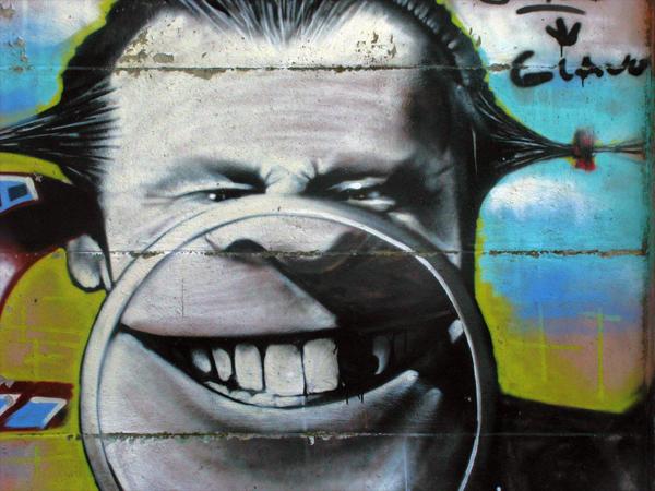 238 Wannabe street art: Grafiti iz Novog Sada