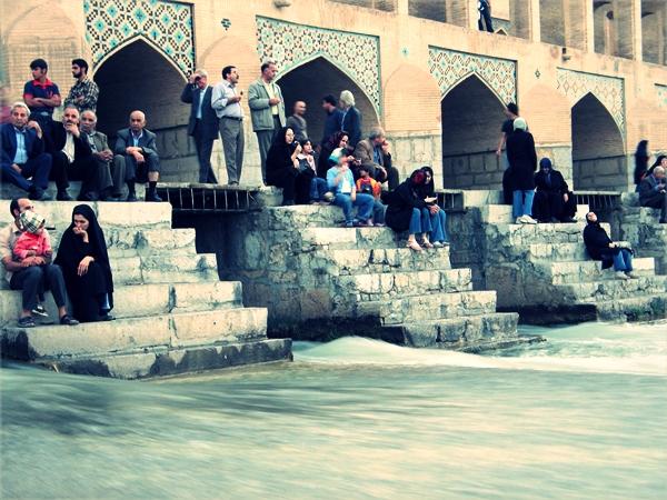 344 Najlepši mostovi sveta: Khaju most, Iran
