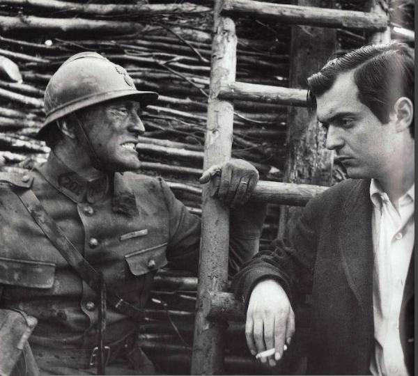4. ispod pasusa Paths of Glory Ljudi koji su pomerali granice: Stanley Kubrick