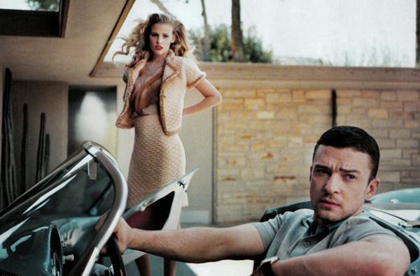 429 Lara Stone i Justin Timberlake za Vanity Fair jul 2011.