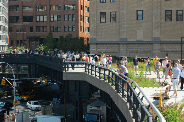 4290164059 3049610512 b  Čudo iznad Menhetna: The High Line