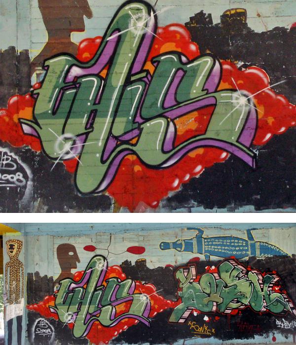 430 Wannabe street art: Grafiti iz Novog Sada