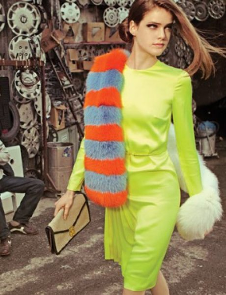 "Julia Saner za ""Vogue Turkey"" jun 2011."