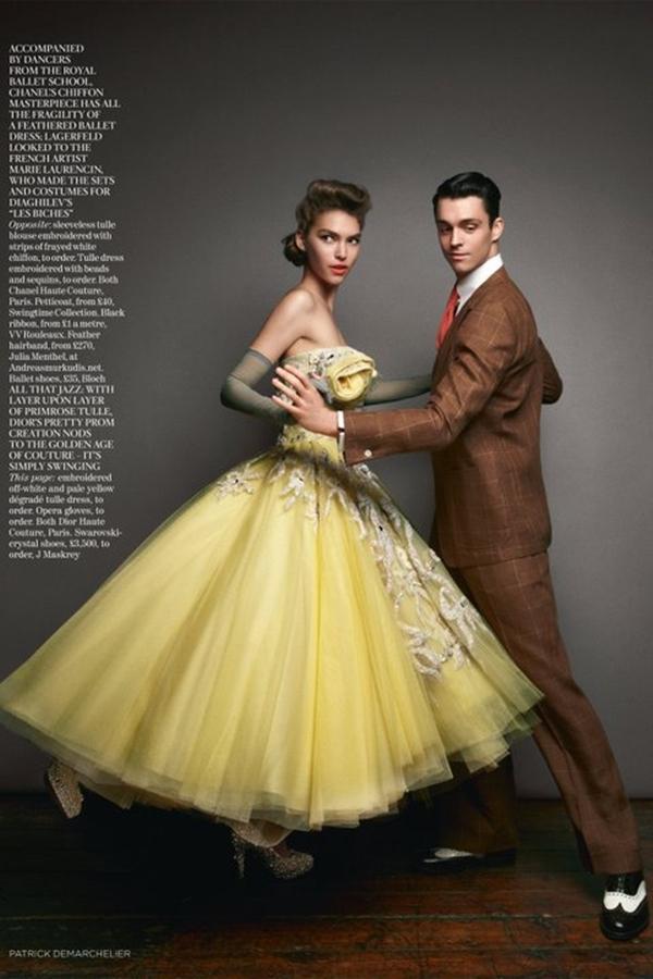 91 Junski editorijal Vogue UK