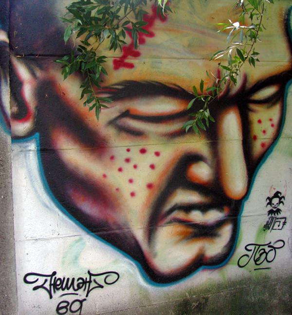 98 Wannabe street art: Grafiti iz Novog Sada