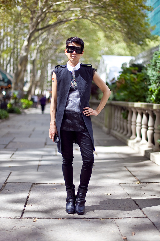 Bilder 3073 Bryan Boy takes on New York Fashion Week next up is Paris Fashion Week 0 Fashion by DinoBoy: Nisi džaba muško!