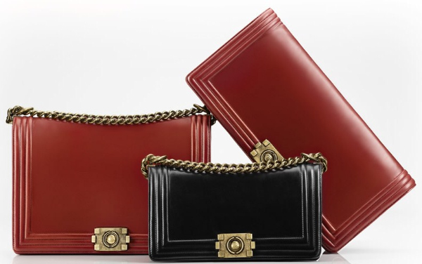 Chanel Boy Bag Collection2 Chanel Boy Bags